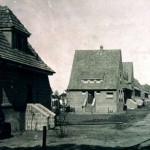 Die ersten Häuser der Gartenstadt Hamburg eG