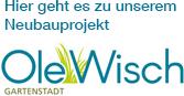 Das Logo des Neubauprojekts Ole Wisch