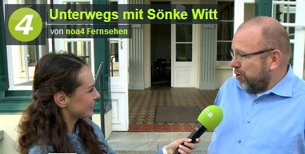 noa4 unterwegs mit Sönke Witt