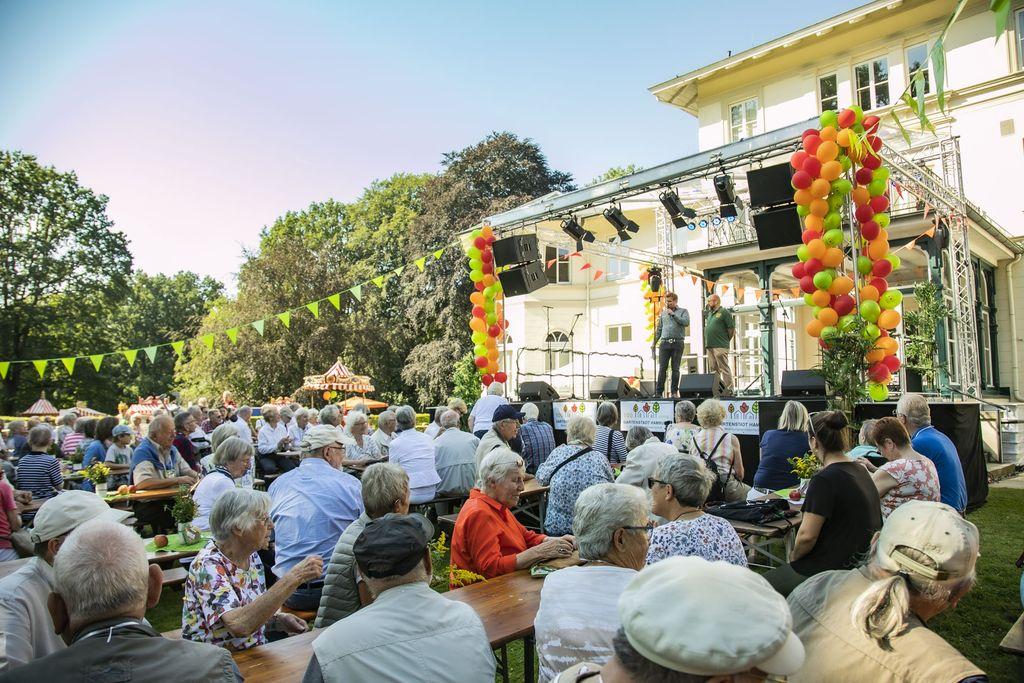 Mitglieder- und Familienfest zum 100sten Jubiläum (1)