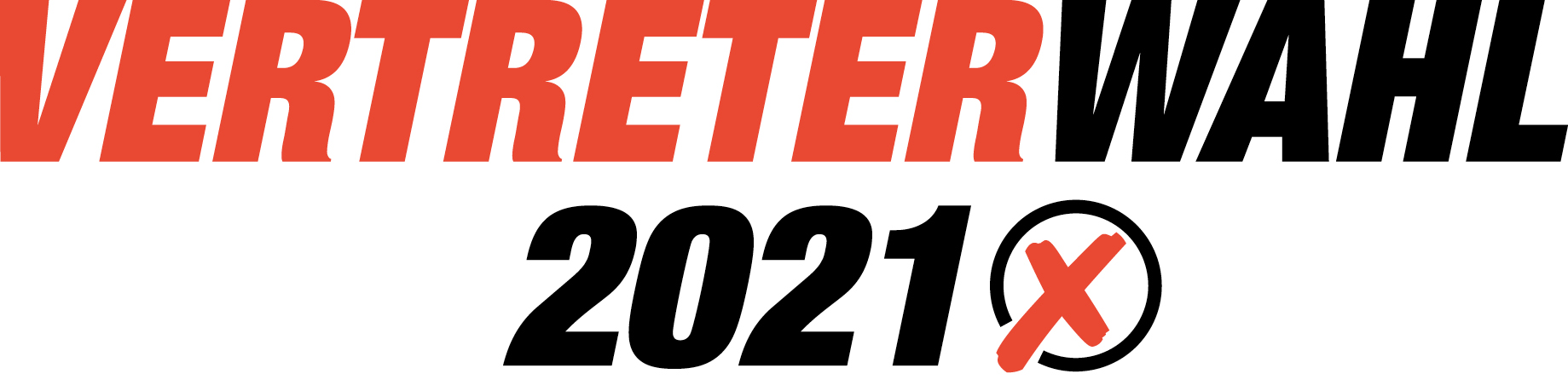 Logo Vertreterwahl 2021