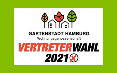Information zur Anfechtung der Vertreterwahl 2021