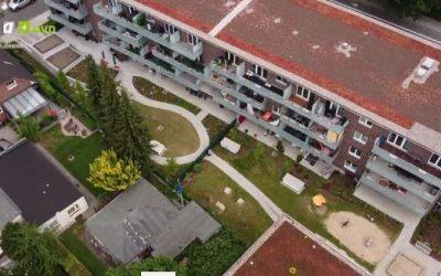 noa4 Bericht über Neubauten der Gartenstadt Hamburg